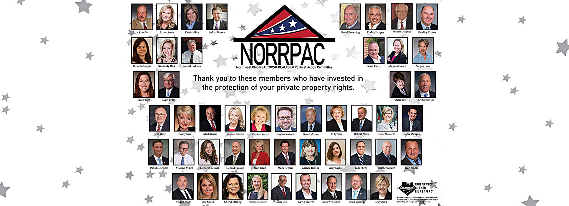 2020 NORPAC Donors