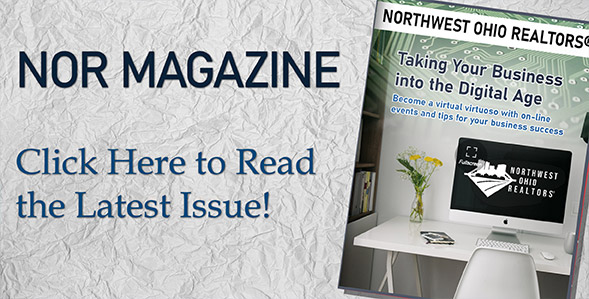 Read The latest issue of NWO Realtors Magazine